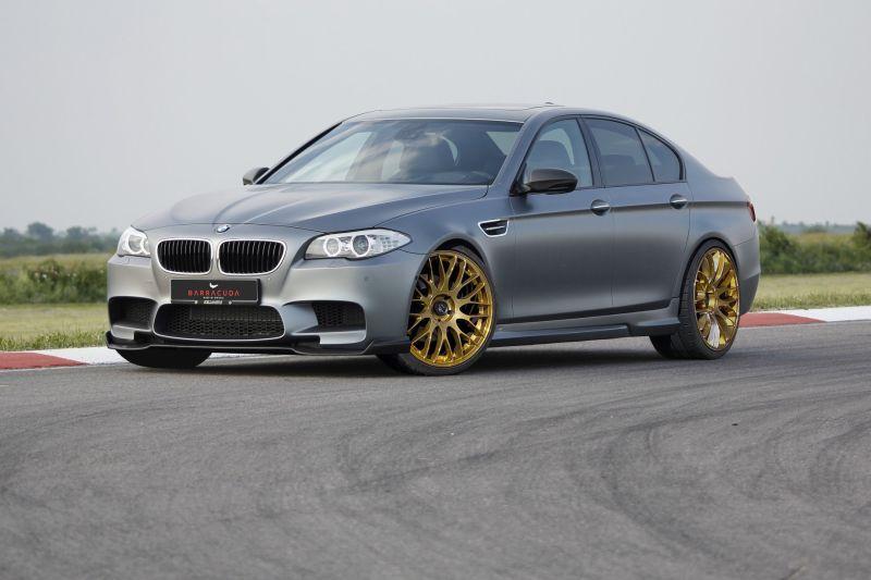 JMS Tuning für BMW F10 M5