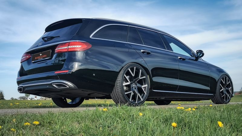 JMS Tuning für Mercedes W213 E-Klasse T-Modell